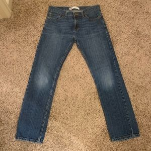 "Levi's 511 Slim Jeans size 30"" waist 30"" length"